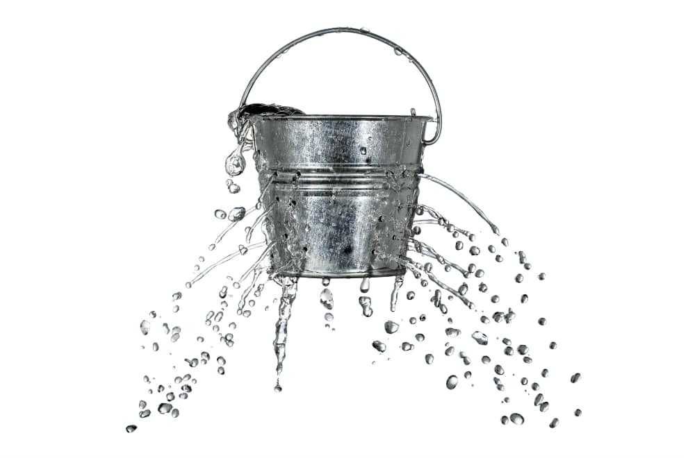 hole in my bucket