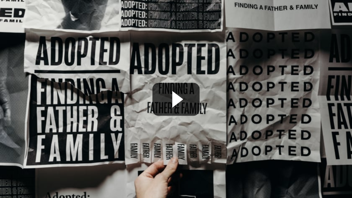 Adopted Finding A Father and Family with Chris Conlee